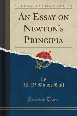 essay on newton