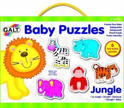fcea78f64e00 Galt Toys Inc Baby Puzzle Jungle