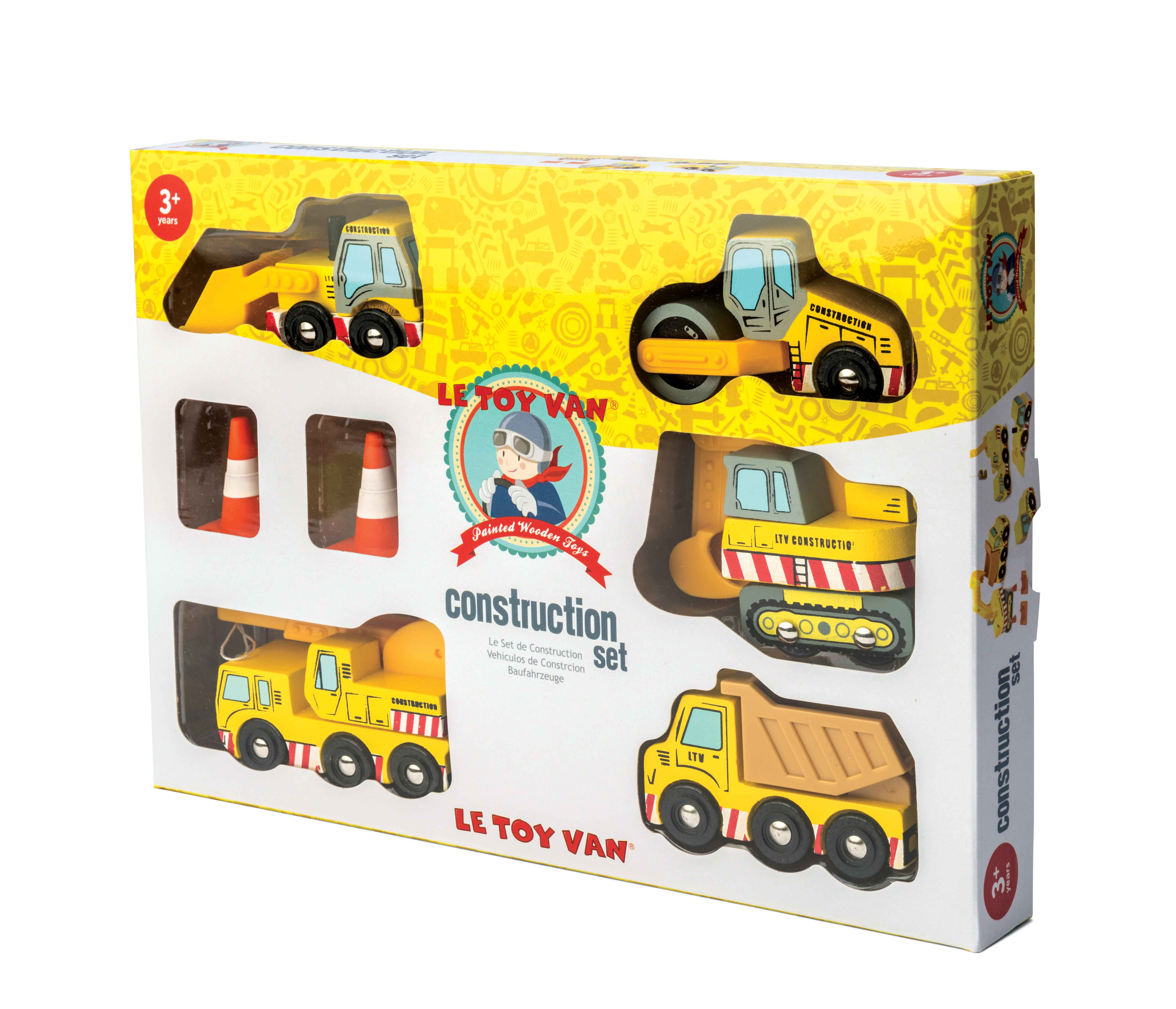 magrudy - le toy van construction set tv442