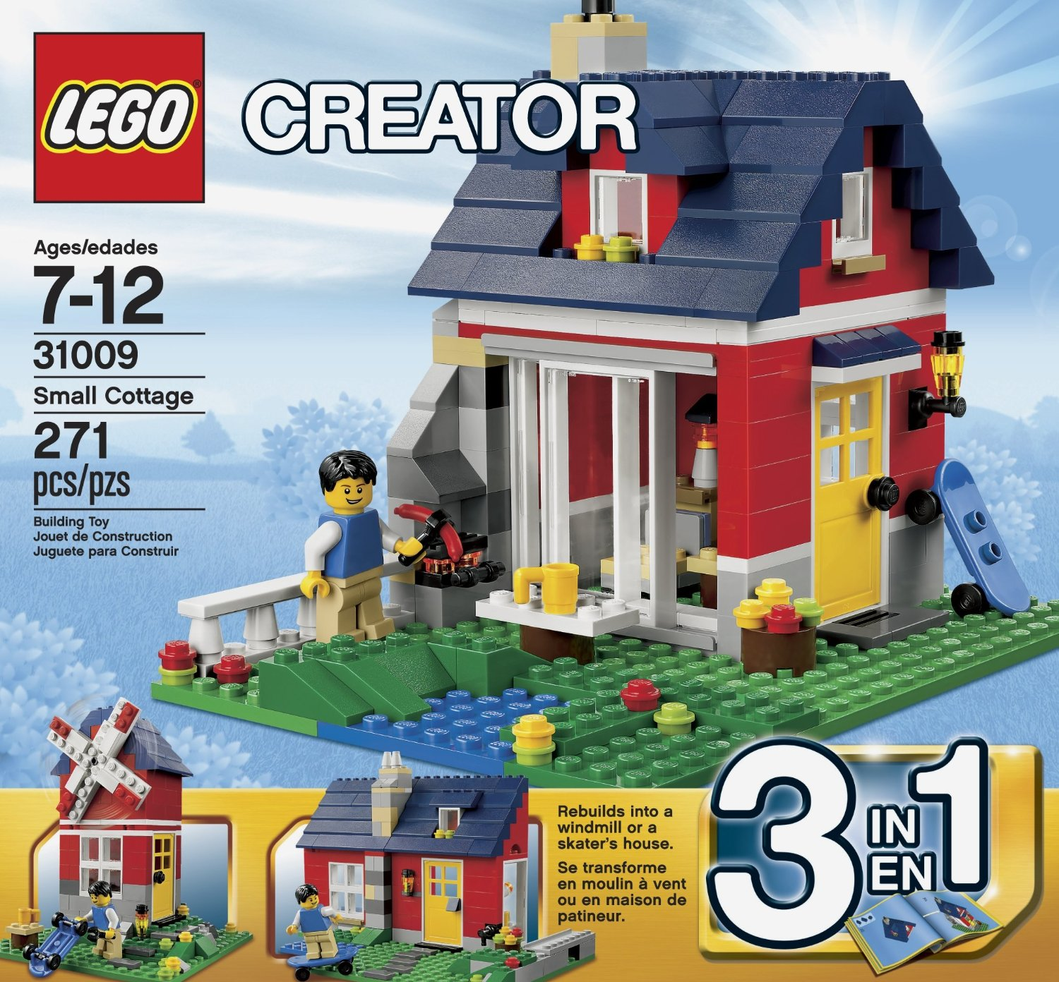 Small Small Small Lego Creator Cottage Cottage Lego Lego Creator Creator mvNwnO80