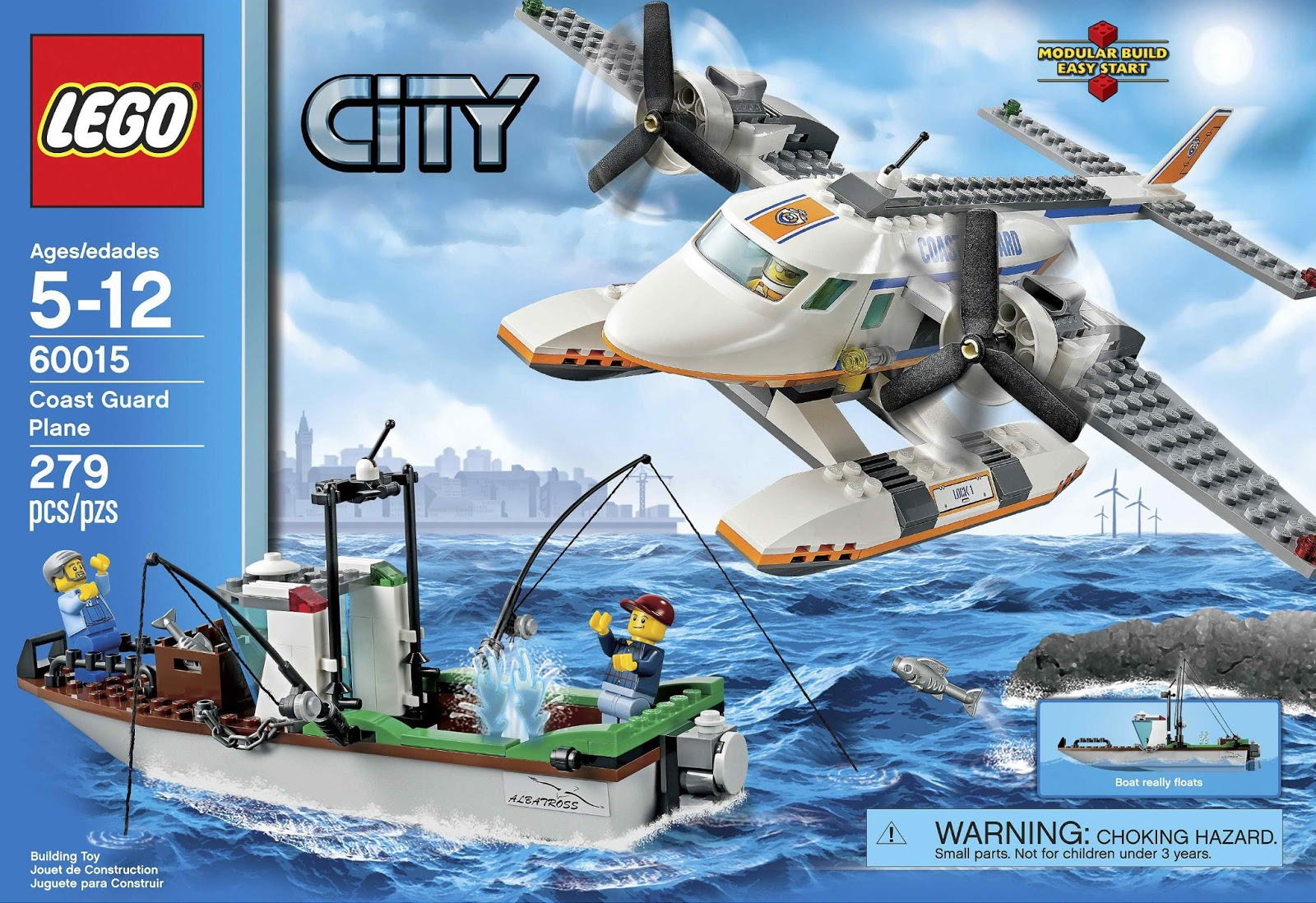 Pin lego 60032 city the lego summer wave in official images on -  Magrudy Com Toys