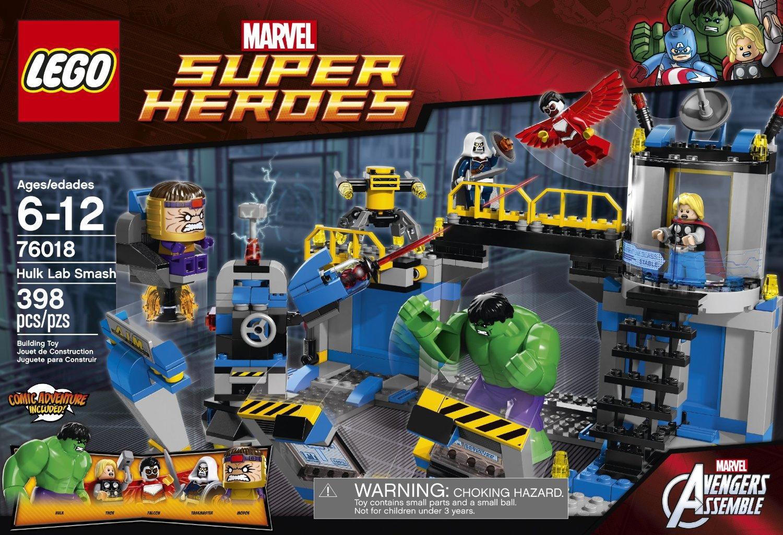 Magrudy LEGO Super Heroes