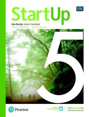 StartUp 5 Student Book with Digital Resources & App
