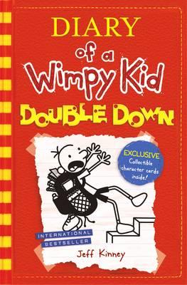 سلسلة كتب diary of a wimpy kid