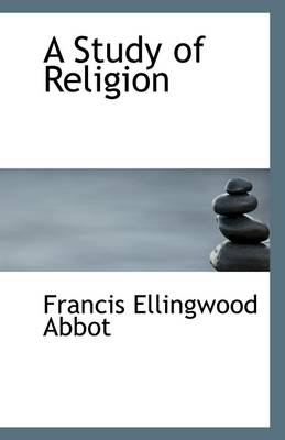 a study of religion In order to engage fully with the questions raised by the critical study of theology and religion you will be required to become something of a historian and a.