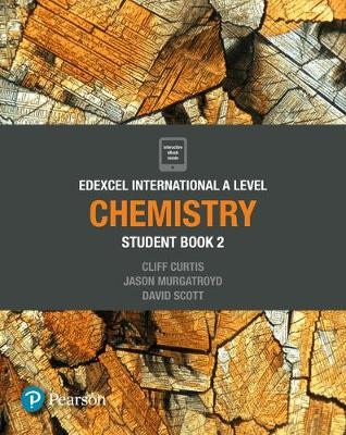 Edexcel International A Level Chemistry Student Book