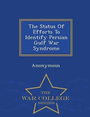 a description of gulf war syndrome in the persian gulf