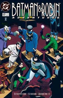 Batman & Robin Adventures Vol  2