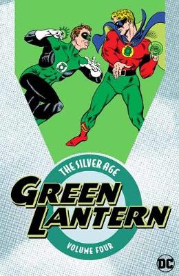 Green Lantern: The Silver Age Volume 4