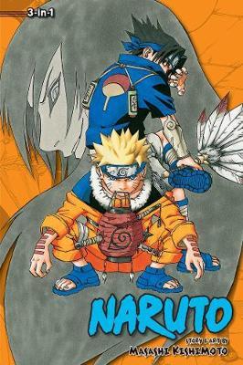 Naruto (3-in-1 Edition), Vol  3: Includes vols  7, 8 & 9