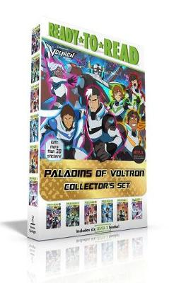 Paladins of Voltron Collector's Set: Allura's Story