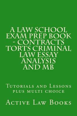 law school exam essay