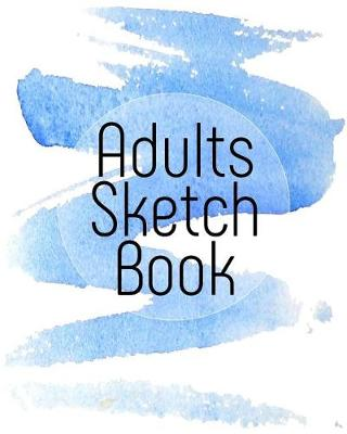 "Drawing Book Kids 9-12: Blank Journals To Write In, Doodle In, Draw In Or Sketch In, 8"" x 10"", 150 Unlined Blank Pages (Blank Notebook & Diary)"