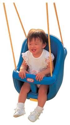 4309 High Back Toddler Swing