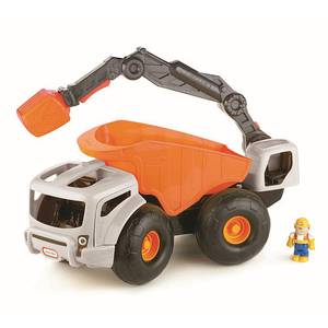 633195M Little Tikes Monster Dirt Digger 2Y+