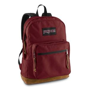 Jansport Right Pack Viking Red Js00Typ79Fl