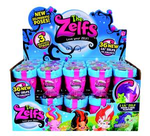 Lil' Zelf S2 (36 Assorted) - In Cdu(30Pc Per Cdu)
