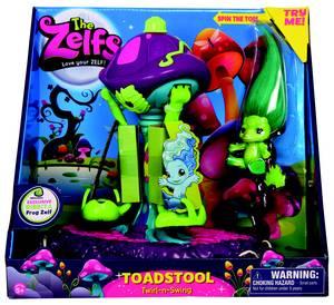The Zelfs Toadstool Twirl-N-Swing