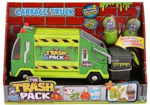 The Trash Pack - Garbage Truck Playset