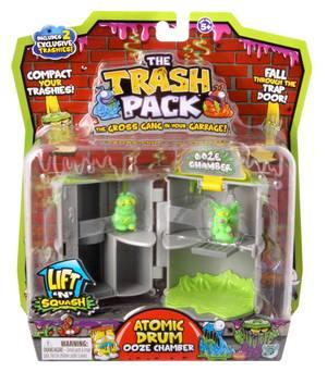 The Trash Pack - Mini Playset X 2 Asst