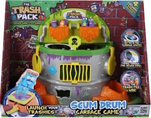 The Trash Pack Scum Drum