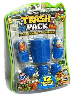 The Trash Pack - 12Pk S3