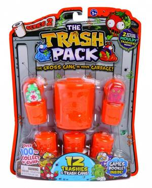 The Trash Pack - 12Pk S2