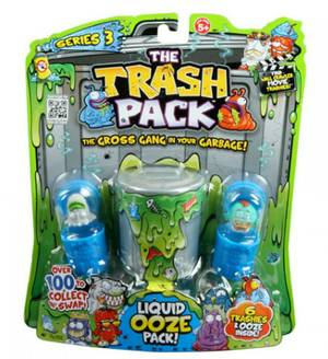 The Trash Pack - Liquid Ooze Pack S3