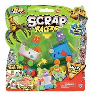The Trash Pack - Scrap Racers