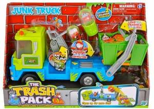 The Trash Pack - Junk Truck