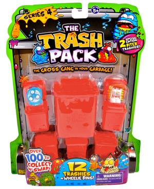 The Trash Pack - 12Pk S4
