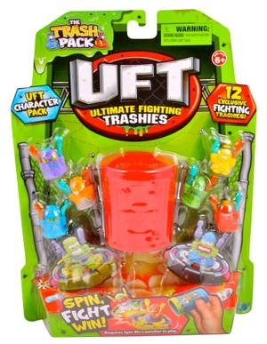 The Trash Pack Uft 12Pk