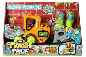 The Trash Pack Gid Street Sweeper