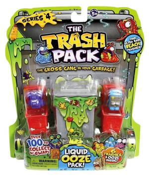The Trash Pack - Feature Pack S4 - Liquid Ooze