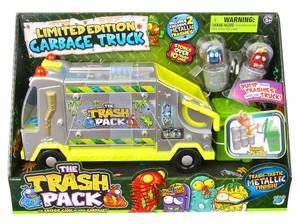 The Trash Pack - Metallic Garbage Truck