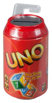 W5807 Games Uno - Dice Game