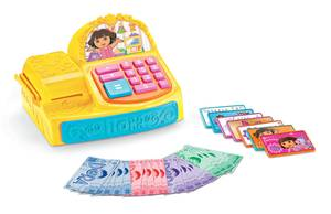 X2180 Fp Dora Cash Register- Shopping Adventure