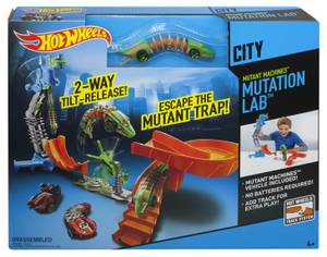 X9328 Hw Mutants City Theme - Mutant Machines Underg