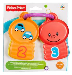 Y4294 Fp Infant - Count Discovery Keys