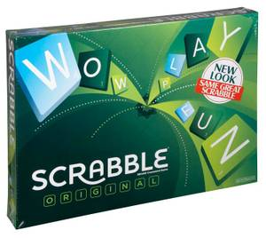 Y9592 Games - Scrabble Original English