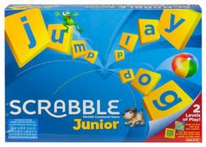 Y9667 Games - Scrabble Junior English