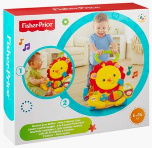 Y9854 Fp Infant 6+ - Lion Walker