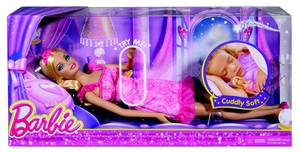 Bcp34 Barbie Fairytale Essentials - Bedtime Princess