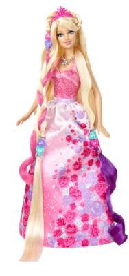 Bcp41 Barbie Fairytale - Cut & Style Feature Princess