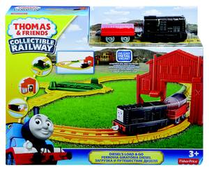 Bhr96 Fp Thomas & Friends Collectible Railway (Ecl)