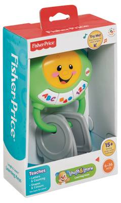 Fisher Price Laugh & Learn Learning Keys Eng (Bht39)