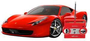 8134 1:20 R C Ferrari Italia 458