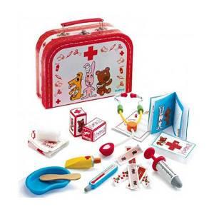 Djeco Role Play - Veterinary Kit
