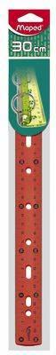 Ruler 30Cm Binder Flat
