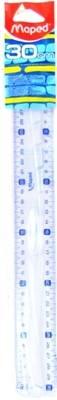 Ruler 30 Cm. Grip Graphic Flat